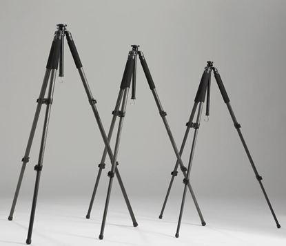 Obrázek Karbonový foto stativ výška 135 cm, váha 1180 g vč. přepravní tašky