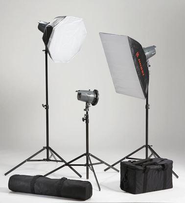 Obrázek Sestava Digital internet flash kit - Ateliérová záblesková technika - 9110