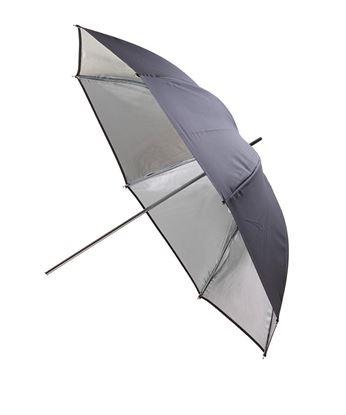 Obrázek Deštní stříbrný odrazný 82 cm pro všechny typy světel Visatec Solo, Logos