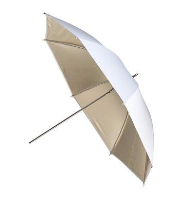 Obrázek Deštní sun (zlatý) odrazný 82 cm pro všechny typy světel Visatec Solo, Logos
