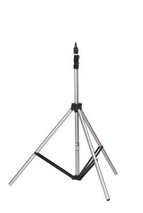 Obrázek Stativ pro lampy stříbrný 247 cm vč. vzduchové brzdy