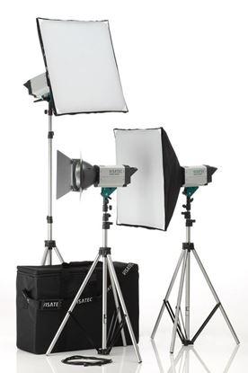 Obrázek Sestava Visatec Solo Kit 304 - Ateliérová záblesková světla