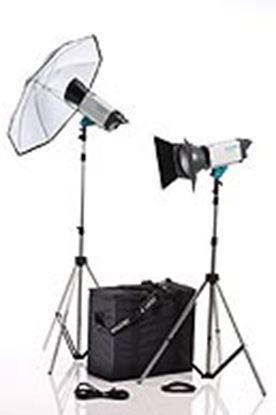 Obrázek Sestava Visatec Solo Kit 208 - Ateliérová záblesková technika