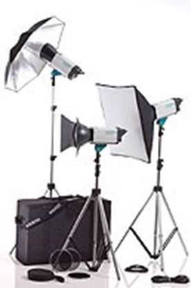 Obrázek Sestava Visatec Solo Kit 308 - Ateliérová záblesková světla
