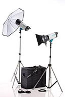 Obrázek Sestava Visatec Solo Kit 216 - Ateliérová záblesková technika