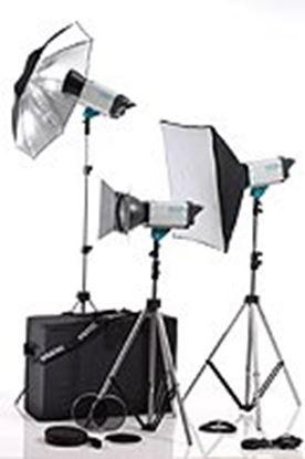 Obrázek Sestava Visatec Solo Kit 316 - Ateliérová záblesková technika