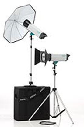 Obrázek Sestava Visatec Solo Kit 232 - Ateliérová záblesková technika