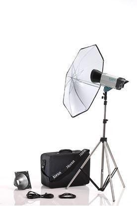 Obrázek Sestava Visatec Logos Kit 108 - Ateliérová záblesková technika