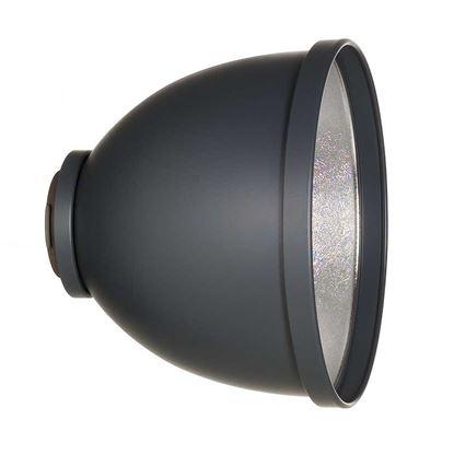 Obrázek P-65 Standardní univerzální reflektor se stejnoměrně rozloženým jasem. Pro zábleskové lampy Minicom, Minipuls, Litos, Pulso G, Unilite, Picolite, Mobilite