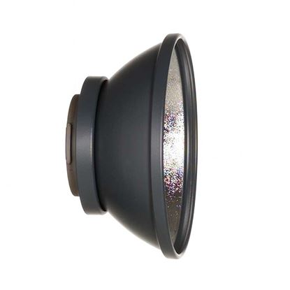 Obrázek P-Travel reflektor pro zábleskové lampy Minicom, Minipuls, Litos, Pulso G, Unilite, Picolite, Mobilite