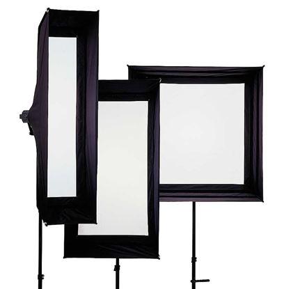 Obrázek Pulsoflex EM 80 x 80 cm pro všechny typy zábleskových světel Minicom, Minipuls, Litos, Pulso G, Unilite, Picolite, Mobilite