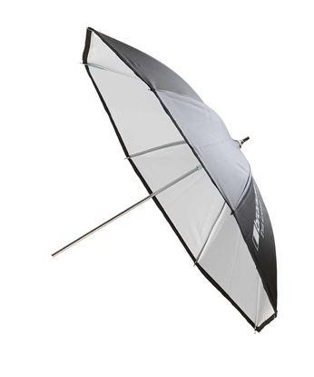 Obrázek Deštní bílý odrazný 82 cm pro všechny typy zábleskových světel Broncolor Minicom, Minipuls, Litos, Pulso G, Unilite, Picolite, Mobilite, Visatec Solo, Logos
