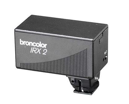 Obrázek Broncolor IRX – zábleskový IR odpalovač se dvěma kanály vhodný do studia