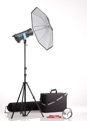 Obrázek Sestava Broncolor Minicom Basic Kit - Ateliérová záblesková světla