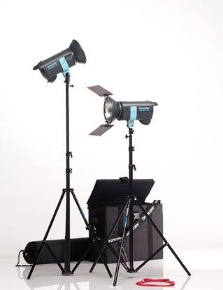 Obrázek Sestava Minicom Travel Kit - Ateliérová záblesková světla