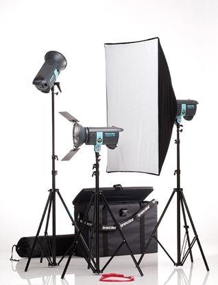 Obrázek Sestava Minicom Classic Kit - Ateliérová záblesková světla