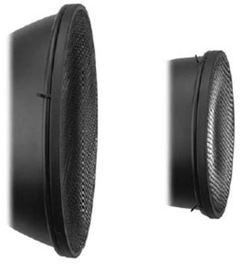 Obrázek Voštinový filtr Profilux, využití až do 2000 W, průměr 360 mm.