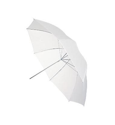 Obrázek Deštník transparentní o průměru 80 cm