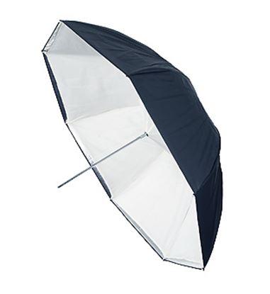 Obrázek Deštník bílý o průměru 100 cm