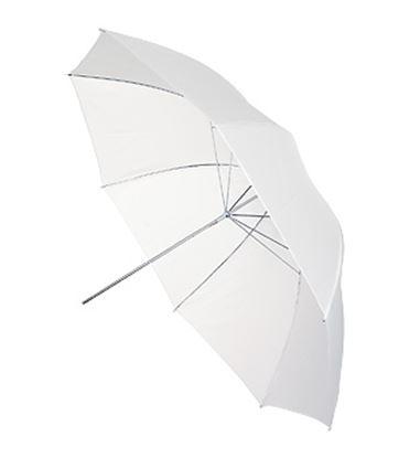 Obrázek Deštník transparentní o průměru 100 cm