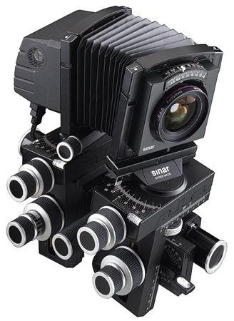 Obrázek pro kategorii Velkoformátové kamery