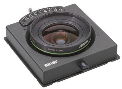 Obrázek Objektiv Sinaron Digital HR 4,0/100 mm CMV (vč. destičky)