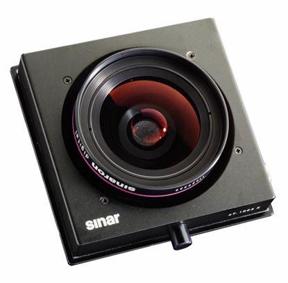 Obrázek Objektiv Sinaron Digital HR 4,0/100 mm CAB (vč. destičky)