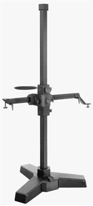 Obrázek DSS-ALPHA - Sloupový stativ o výšce 2,7 m vč. stupnic do studia pro využití také pro velkoformátové fotoaparáty.