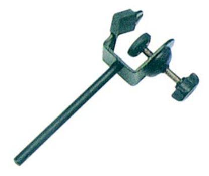 Obrázek C – Clamp vč. prodlužovaní tyčky váha 0,20 kg