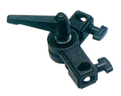 Obrázek Kloubový stativový držák vč. úchytu pro deštník váha 0,20 kg