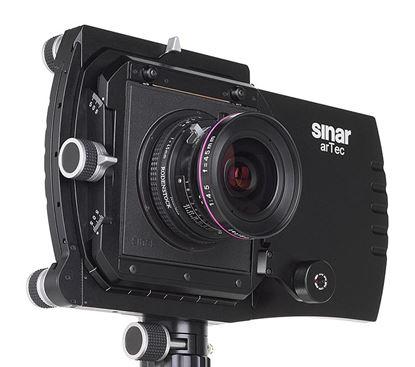 Obrázek Objektiv Sinaron Digital HR 4,0/100 mm CEF (vč. destičky)