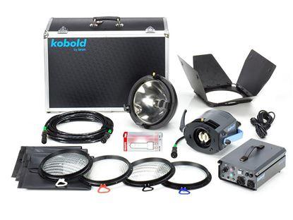 Obrázek Kobold DW 575 P SET ( vodě odolné daylight světlo )