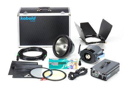 Obrázek Kobold DW 800 OF SET ( vodě odolné daylight světlo )