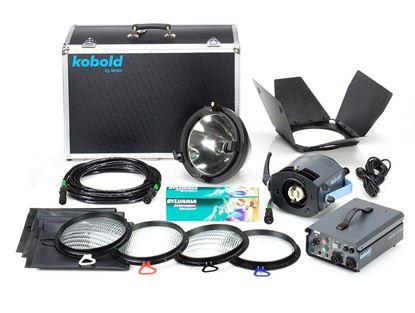 Obrázek Kobold DW 800 P SET ( vodě odolné daylight světlo )