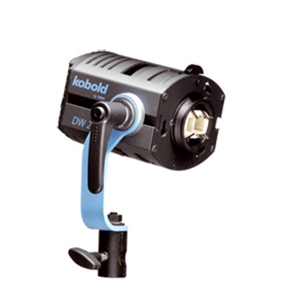 Obrázek Lampa DW 200 (bez daylight žárovky a reflektoru) vč. stativového L-držáku a 5 m síťového kabelu ( vodě odolné daylight světlo )