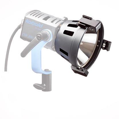 Obrázek Par reflektor vč. odstíňovacích klapek pro lampu DW 200