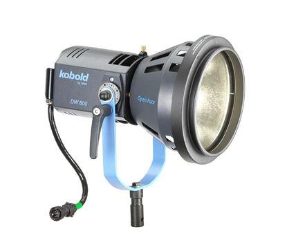 Obrázek Open Face reflektor with barn door ears pro lampu DW 575 /DW 800