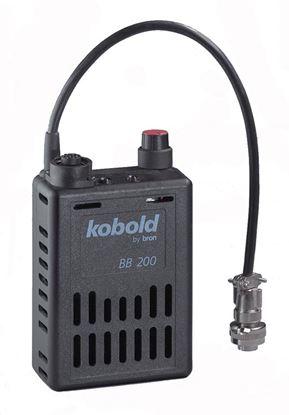 Obrázek Kobold Battery BB200 C with 2 pin S12-plug pro Lamp base DW 200