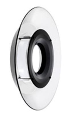 Obrázek Beauty reflektor pro Ringflash C s UV ochranným sklem