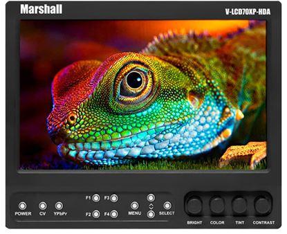 Obrázek Marshall odkuk monitor V-LCD70XP-HDA