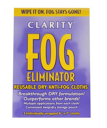 Obrázek Clarity Fog Eliminator-3 Pack
