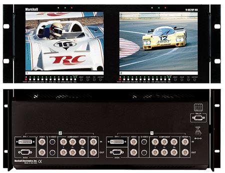 Obrázek pro kategorii LCD racky
