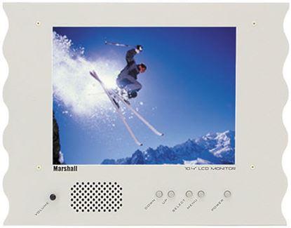 Obrázek V-LCD10.4-FP 10.4' LCD panel s bílou přední deskou