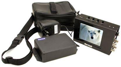 Obrázek V-LCD4-PRO-L-KIT V-LCD4-PRO with battery pack and free case