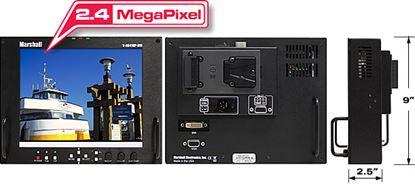 Obrázek V-R841DP-DVI Stand alone 8.4' XGA/DVI LCD Monitor