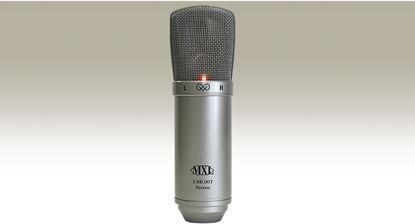 Obrázek MXL-USB.007 Duel Gold Diaphragm USB Condenser Mic