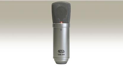 Obrázek MXL-USB.006 Gold Diaphragm USB Condenser Mic
