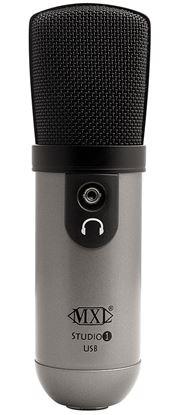 Obrázek MXL-STUDIO ONE USB Pro-Quality USB Condenser Mic with Headphone Jack