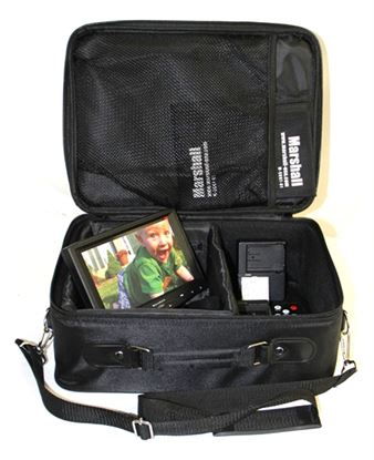 """Obrázek Kufr pro 7"""" monitory Marshall"""