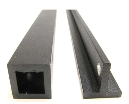 Obrázek Base Section (includes coupler bar & two stainless thumb screws)